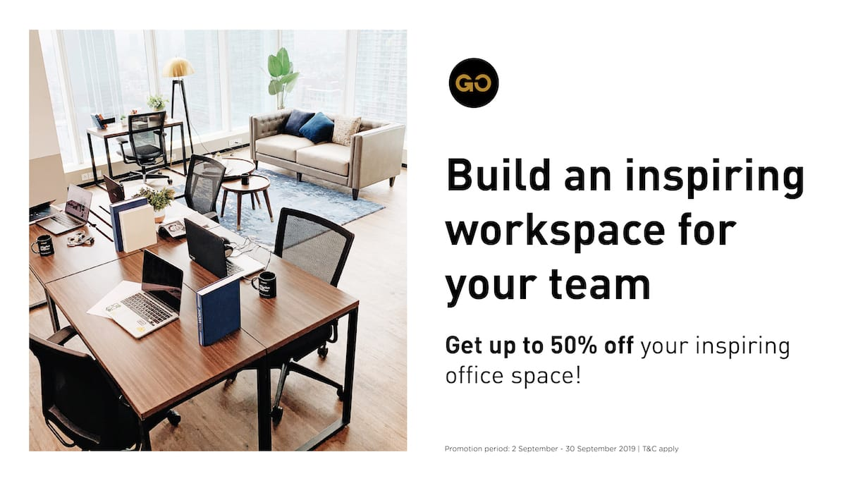 Build an Inspiring workspace for your team